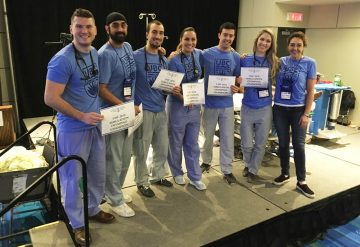 Team of UBC residents named Simulation Olympiad champions