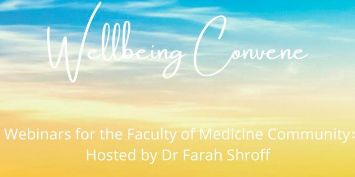 The Wellbeing Convene!